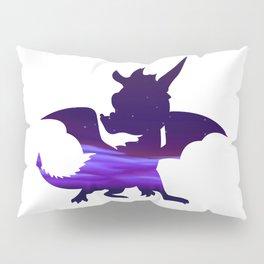 Spyro Crystal Islands Skybox Pillow Sham