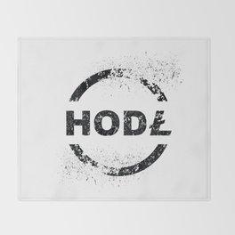 litecoin hodl Throw Blanket