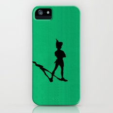 HE CAN FLY! (Peter Pan) Slim Case iPhone (5, 5s)