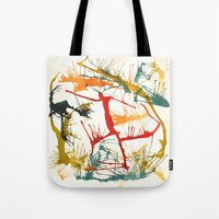 politics Tote Bags featuring Contemporary Politics by Andready