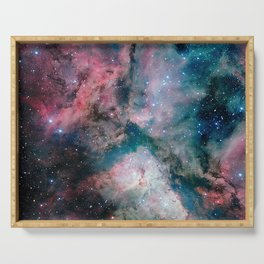 Carina Nebula - The Spectacular Star-forming Serving Tray