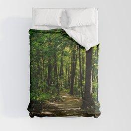 Woodland Path Comforters