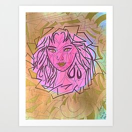 SOL 19 Art Print