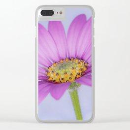 My Dear Daisy Clear iPhone Case