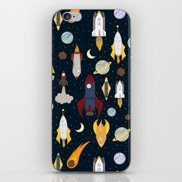 Rockets iPhone Skin