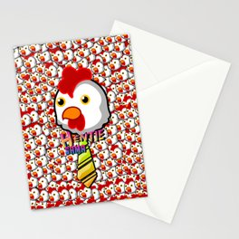 HenTie Sama Stationery Cards