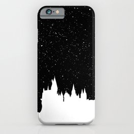 Hogwarts Space iPhone Case