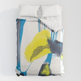 flashflood Duvet Cover