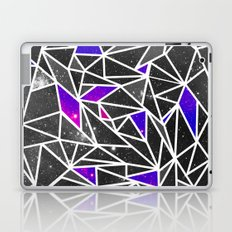 Starry Crystalline Space Pattern II Laptop & iPad Skin