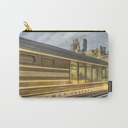 Pullman Observation Car Carry-All Pouch