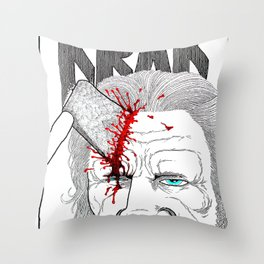 Logos Throw Pillow