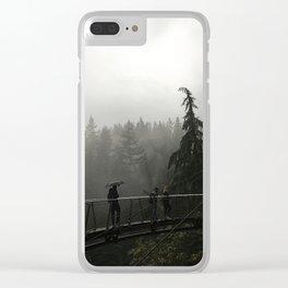 Capilano Clear iPhone Case