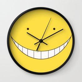 Ansatsu Kyōshitsu - Koro Sensei Wall Clock
