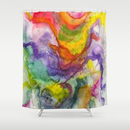 extend Shower Curtain