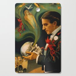 Thurston The Great Magician - Spirits Cutting Board