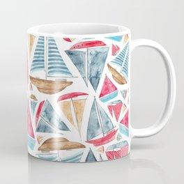 Sailing ships Coffee Mug