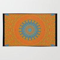 rug Area & Throw Rugs featuring rug by Kathead Tarot/David Rivera
