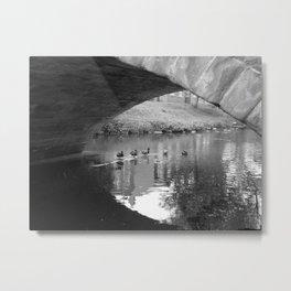 Under the Bridge #1 Metal Print