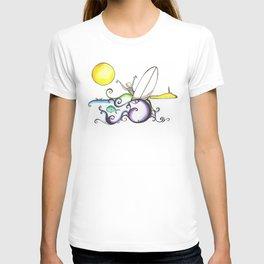 Carlos Clavero, CeCe longboard surfer  T-shirt