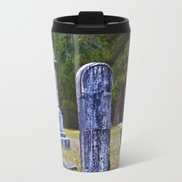 Graveyard, Daytime Travel Mug