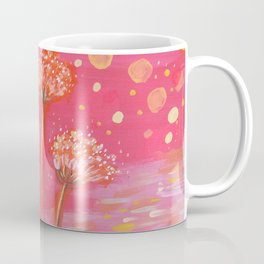 The Swan Girl Coffee Mug