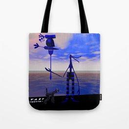 Instaboi & Cool Dog Tote Bag