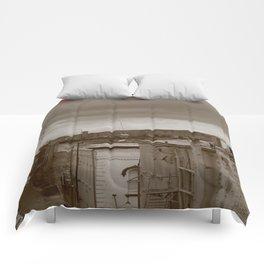 City Top Comforters