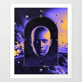 Solace - Malavida x aeforia Art Print