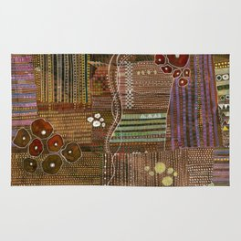 Garden of Earthly Delights Rug