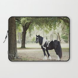 Majestic Horse in Color Laptop Sleeve
