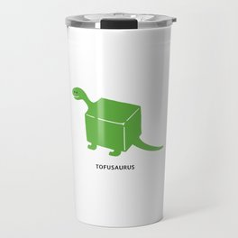 Tofusaurus Travel Mug