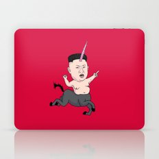 Kim Jong Unicorn Laptop & iPad Skin