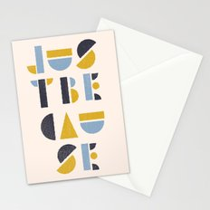 Just Because Stationery Cards