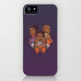 Wakanda Women iPhone Case