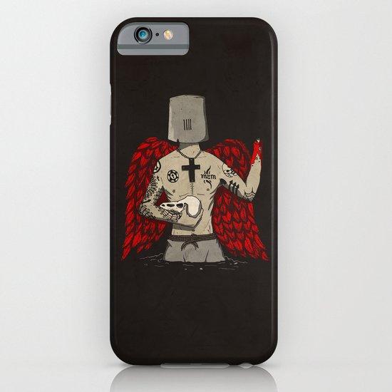 ANALOG zine wings iPhone & iPod Case