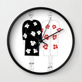 Devil wears... Wall Clock