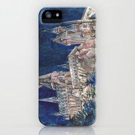 Hogwarts Painting  iPhone Case