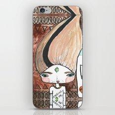 Milk & Cookies Bhoomie iPhone & iPod Skin