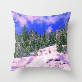 Cali Dreamy Throw Pillow