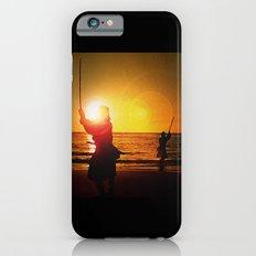 Duel at Ganryu Island - Miyamoto Musashi iPhone 6s Slim Case