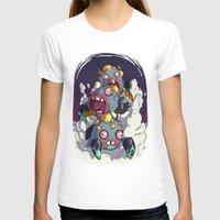 fog T-shirts featuring FOG by Gerardo Alba