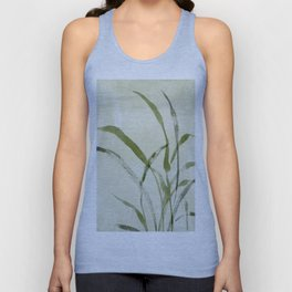 beach weeds Unisex Tank Top