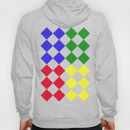 Complementary Triangles Hoody