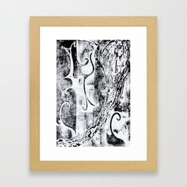 As Yet Unknown Framed Art Print