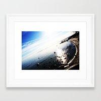 copenhagen Framed Art Prints featuring Copenhagen by Cody Jenny