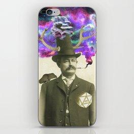 Odd Huntsman iPhone Skin