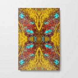Butterfly of the Feline Tribe Metal Print