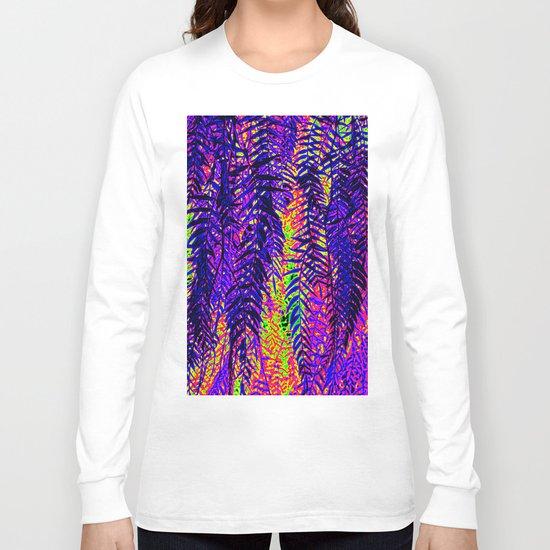 nature abstract Long Sleeve T-shirt