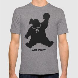 Air Puft: Stay Puft Marshmallow Man T-shirt
