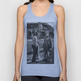 The Old Man Unisex Tank Top